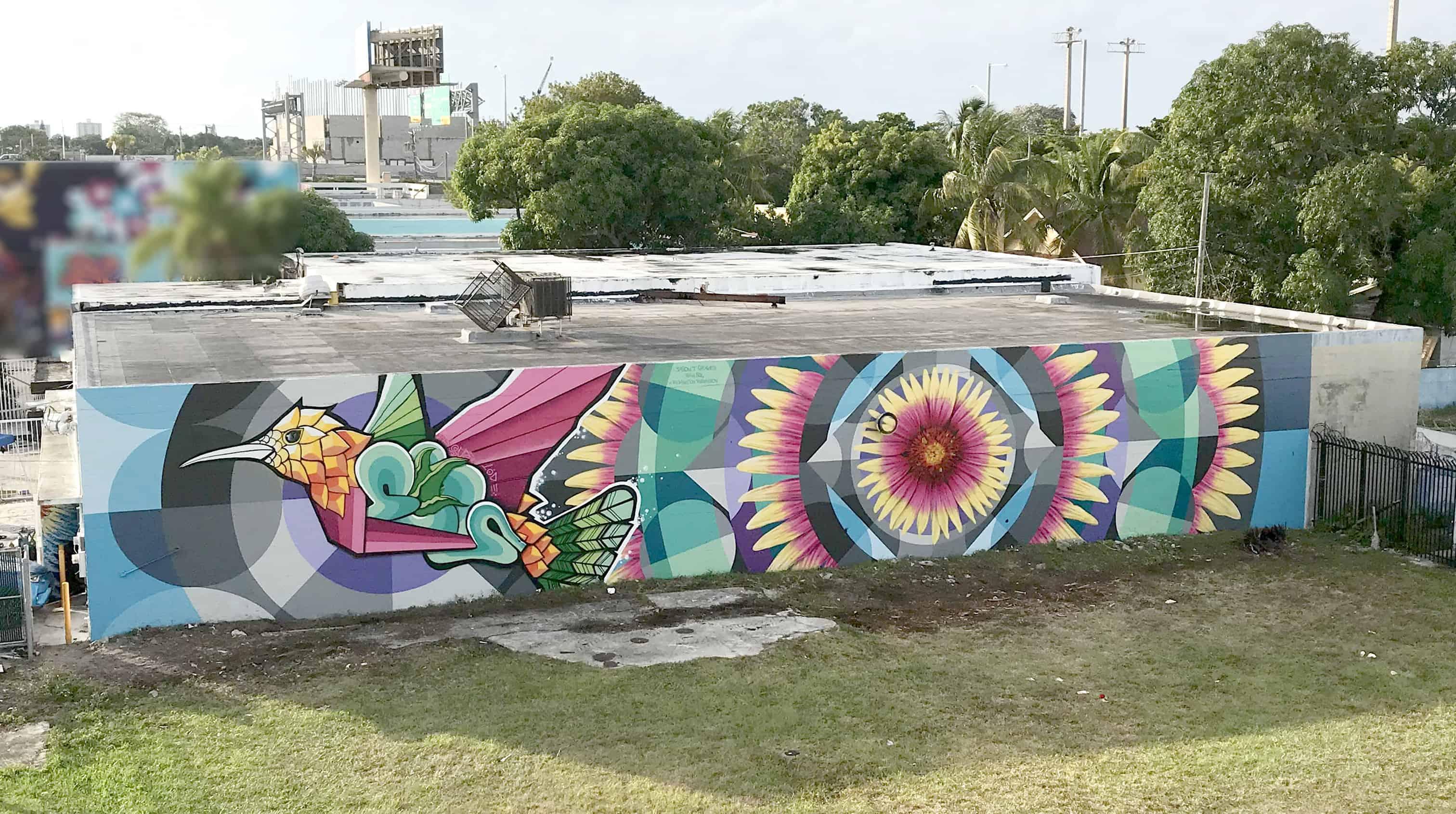 Art Basel, Wynwood, Miami 2018