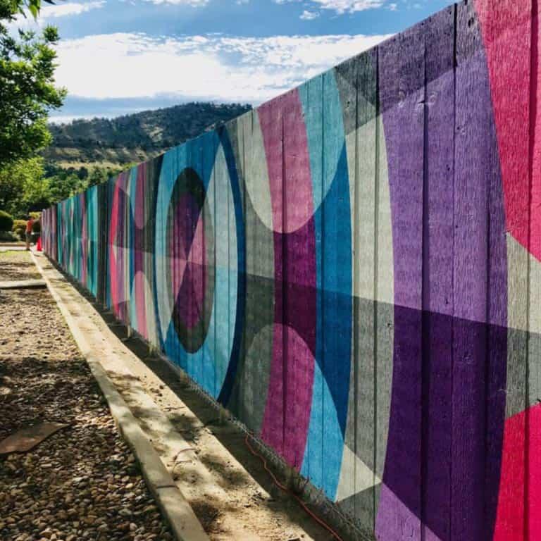 Jason T. Graves, Boulder Murals, Street art, Community, Public Art