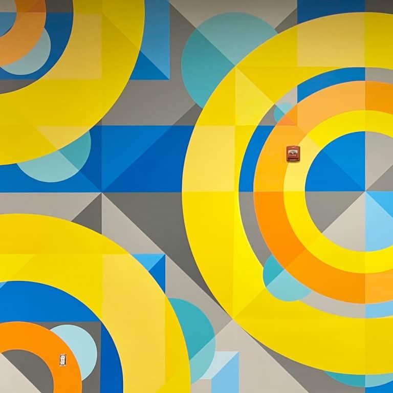 Jason T. Graves, Murals, Denver Murals, Interior Design